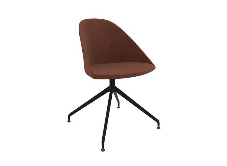 Cila — Chair trestle swivel - Cila Arper  1