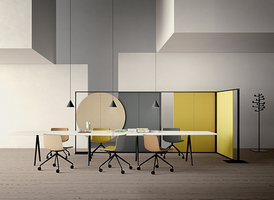 Leading Italian Furniture Manufacturer Arper Will Attend The Stockholm Fair 2018 Present Its Latest Collections Together With Iconic