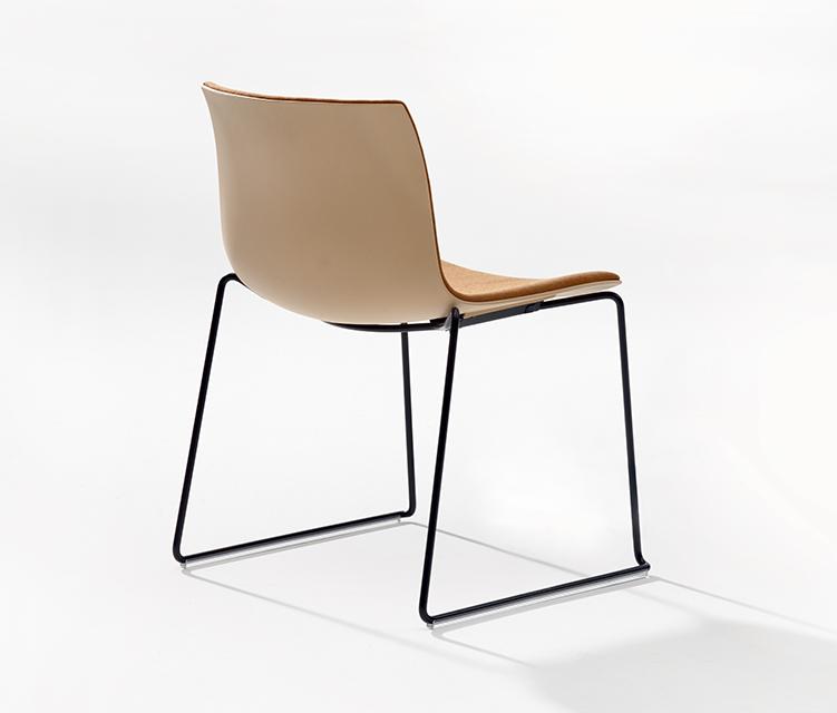 Catifa 53 u2014 Sled - Catifa 53 Arper 1 & Catifa 53 u2014 Sled. Arper design furniture