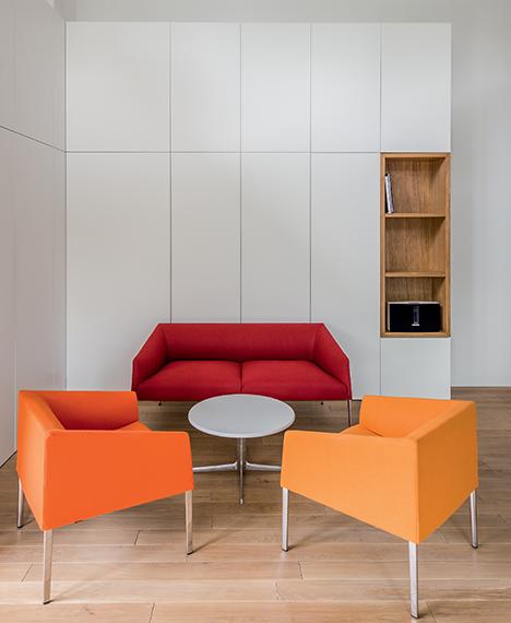 Collection Fred Arper Design Furniture