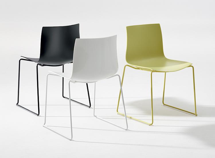 Arper Juno Stoel : Catifa 46 u2014 sled. arper design furniture