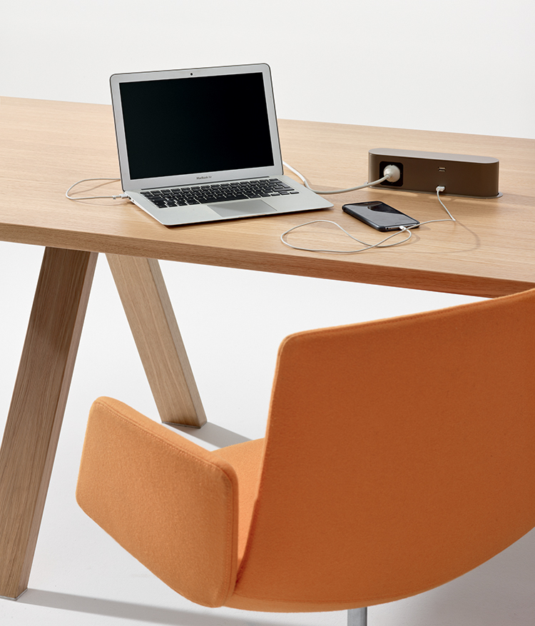 Cross — H74 Office Top - Cross Arper  3