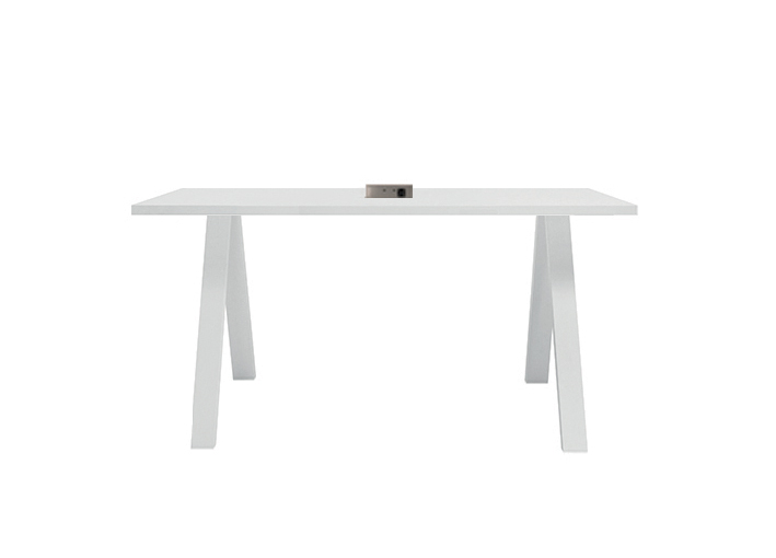 Cross — H 105 cm Office Top - Cross Arper  1