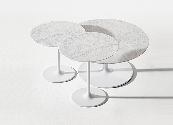 Dizzie: New marble tabletops