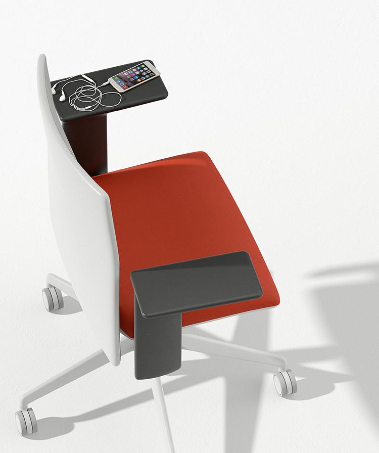 planesit f nfstrahliges fu kreuz arper designerm bel. Black Bedroom Furniture Sets. Home Design Ideas