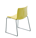 Chairs Catifa 46 — Sled - Arper