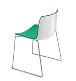 Chairs Catifa 53 — Sled - Arper