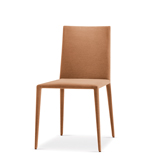 Chairs Norma — H 85 cm stackable - Arper