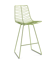 Stools Leaf –  Counter stool - Arper