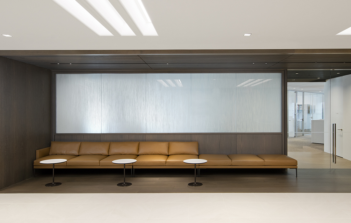 Boston Properties offices - Arper
