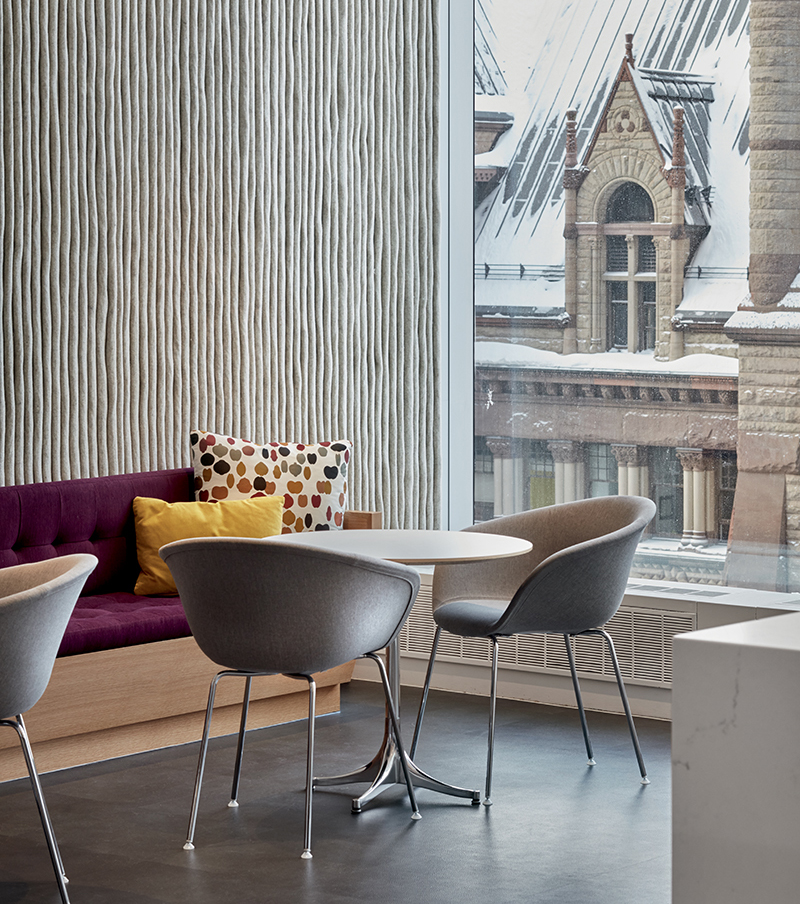 Charles River Associates Offices - Arper
