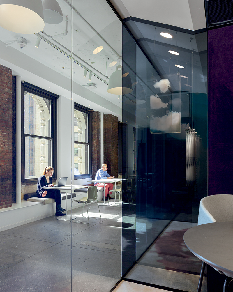 Convene Offices and Coworking - Arper