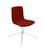 Chairs Aava — Trestle swivel - Arper