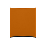 Panels Paravan — 132,5 cm, Curved panel - Arper