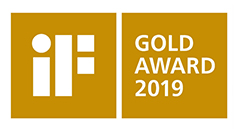 iF Gold Award 2019