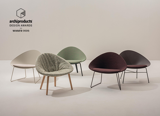 Adell vince Archiproducts Design Awards
