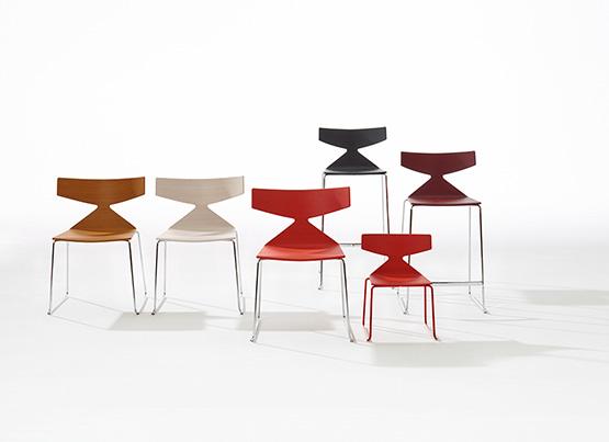 Saya Bar Stool Arper Design Furniture