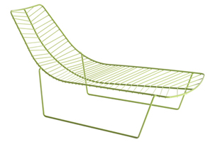 Leaf — Chaise Longue