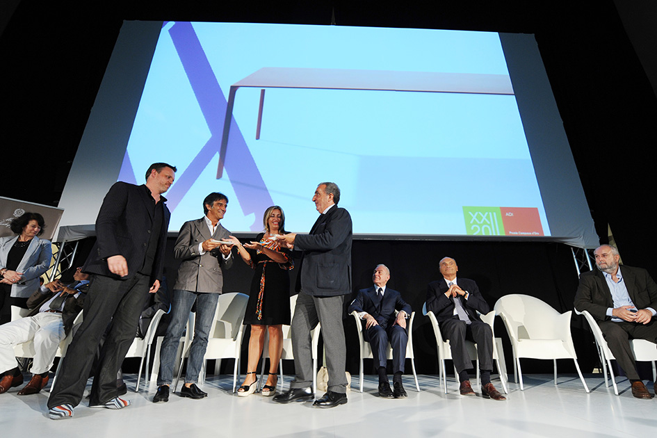 Arper Nuur XXII Compasso d'Oro Award