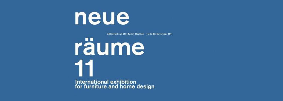 Neue Raeume 11 Zurich - logo