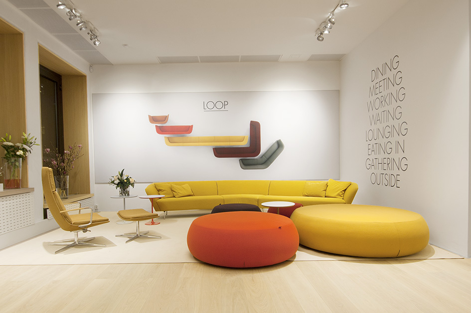 Arper Showroom Stoccolma