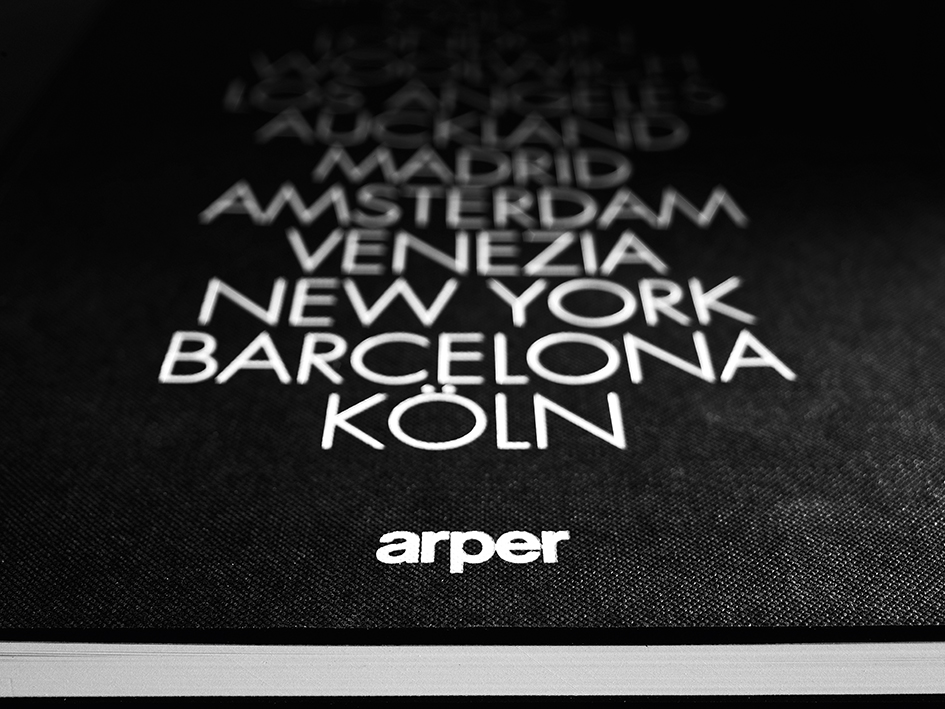 Arper Selected References 2011