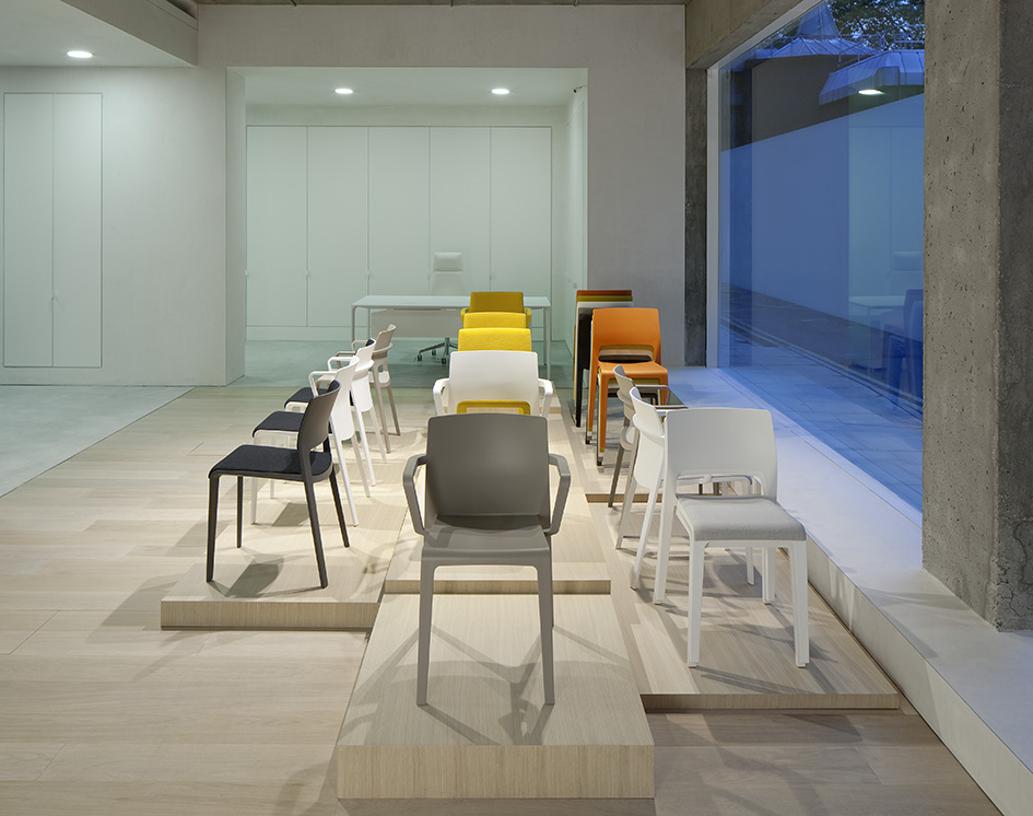 Arper Showroom London
