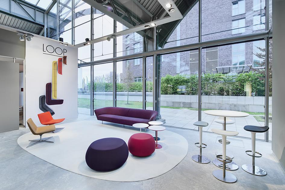 stories design post cologne 2012 arper. Black Bedroom Furniture Sets. Home Design Ideas