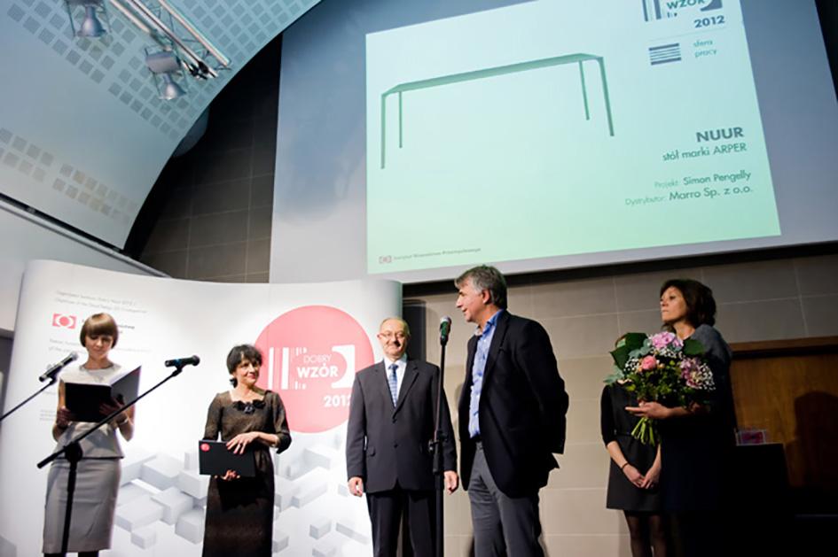 Dobry Wzor award 2012