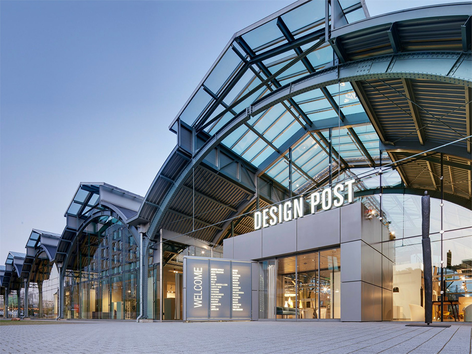 Design Post  Cologne
