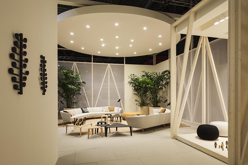 Stories salone del mobile 2013 arper for Fiera del mobile e del design milano