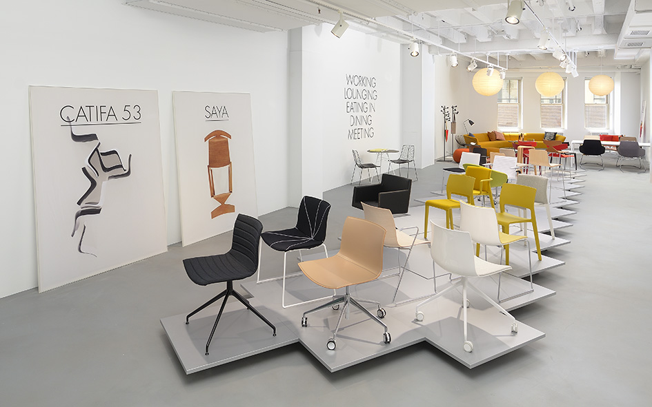 Italian Arper opens third showroom in USA   OfficeRepublic