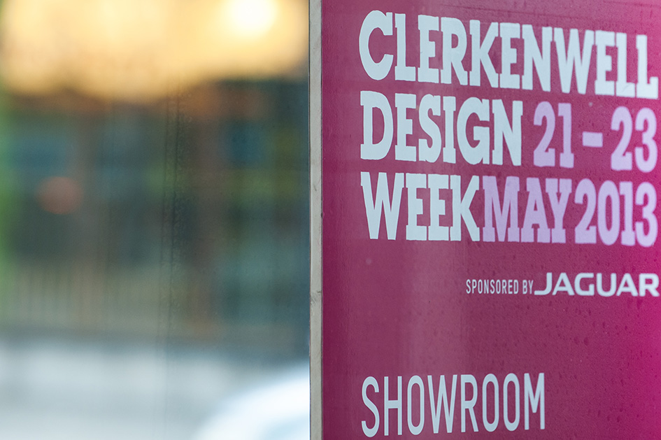 Arper Clerkenwell Design Week 2013