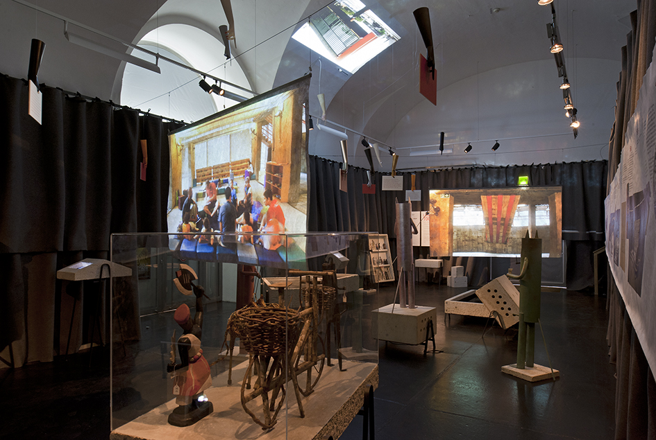 Lina Bo Bardi: Together Architekturzentrum Vienna