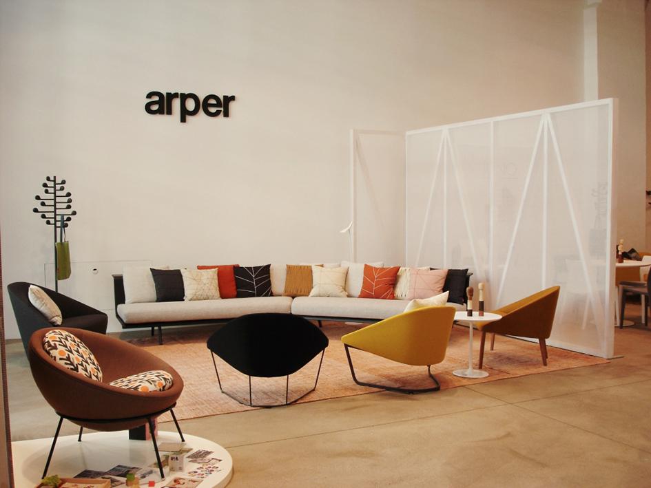 Arper Showroom Oslo