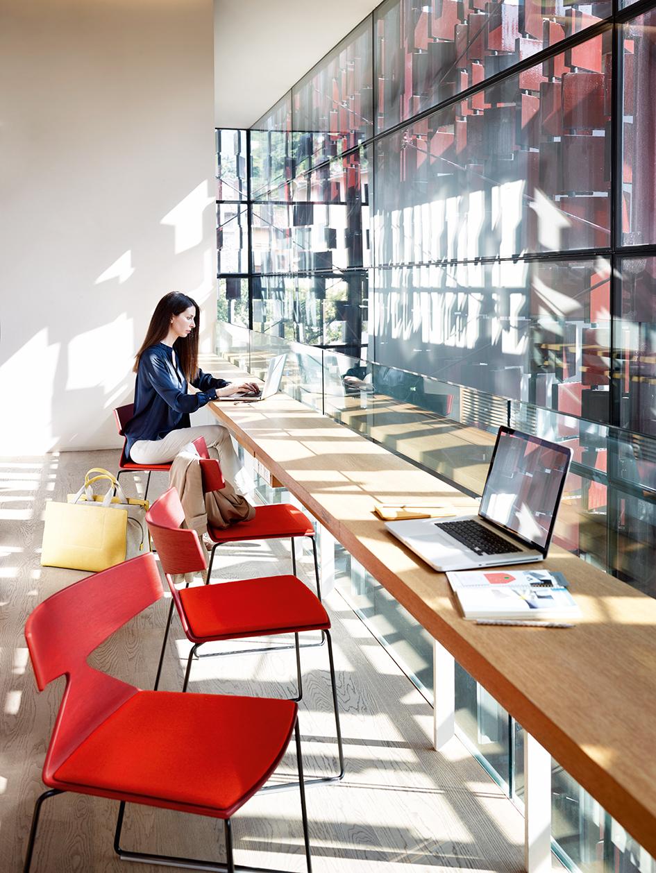 Storie l 39 ufficio virtuale arper for Ufficio virtuale