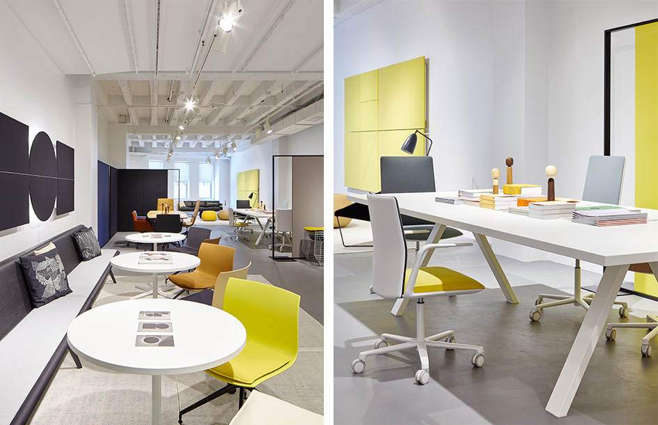Arper @ NeoCon Chicago 2016