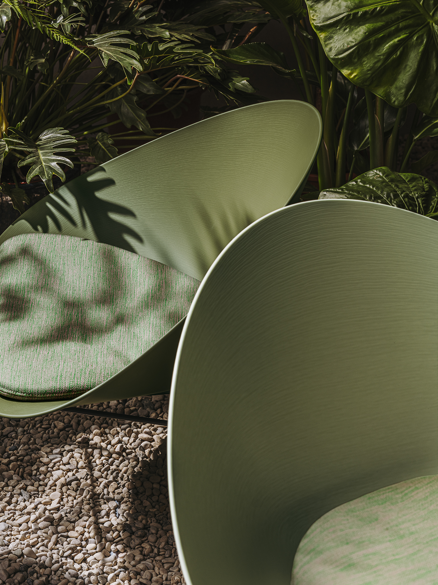 Adell chair, courtesy of Studio Lievore + Altherr Désile Park, © Salva Lopez
