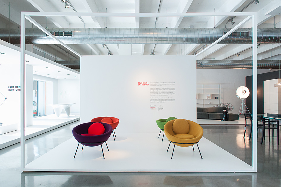 Bardi's Bowl Chair @ Luminaire