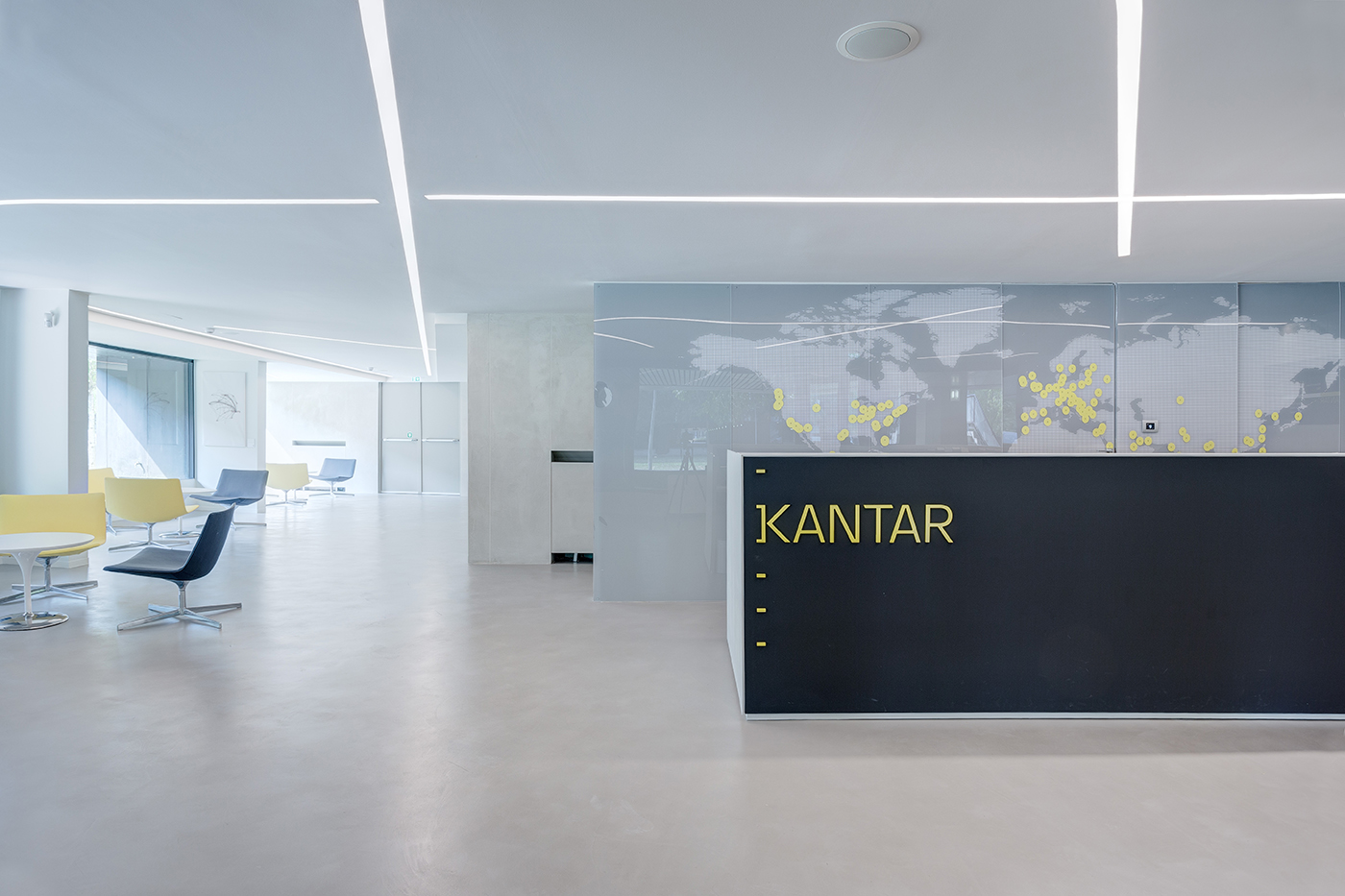 Kantar headquarters, Milan