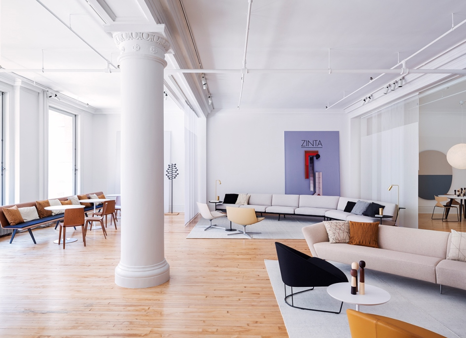 Arper Showroom, New York