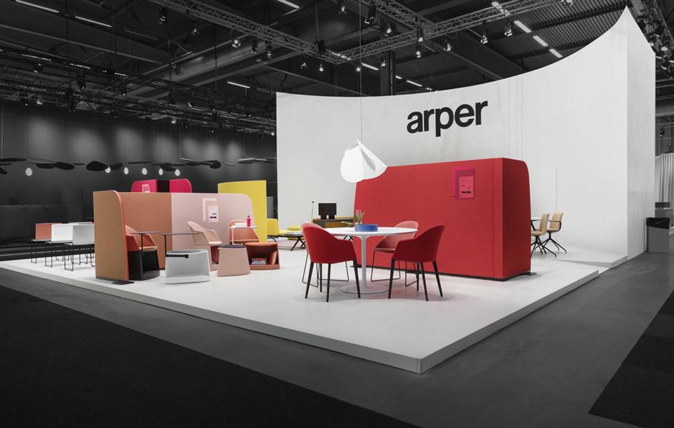 Stories Stockholm Furniture Light Fair 2019 Arper